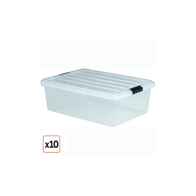 Iris Storage Containers: Iris Products, Plastic Storage Boxes & Bins