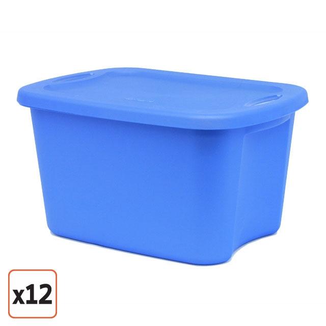 Medium Storage Boxes: Plastic Storage Boxes, Containers & Totes
