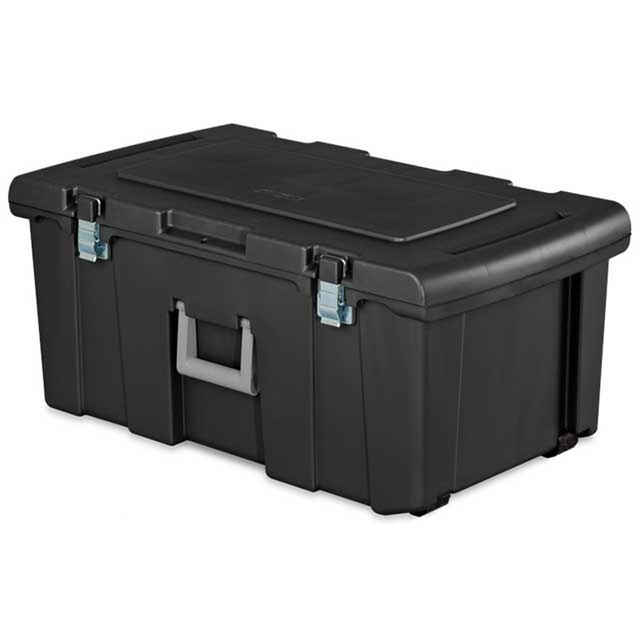 Rubbermaid Storage Containers With Wheels