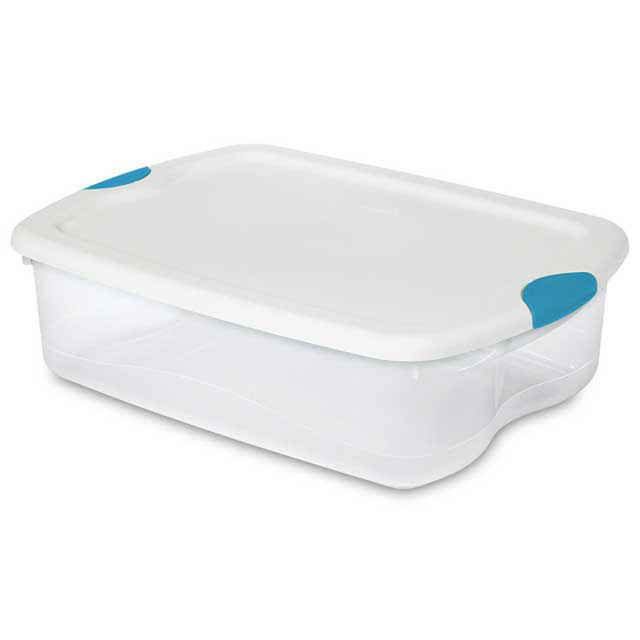 Sterilite 35 Quart Latch Box Sterilite Storage Box