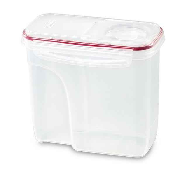 sterilite ultra seal 16 cup cereal container set of 6