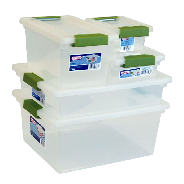 sterilite deep closet drawer green 3