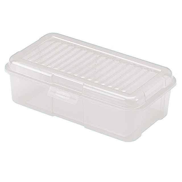 Rubbermaid Handi-Box Snap Case : Stackable Plastic Containers