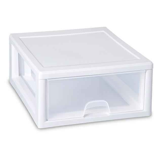 Sterilite 16 Quart Stacking Drawer
