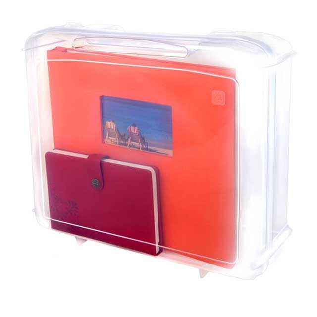 Plastic Craft Storage Containers & Boxes