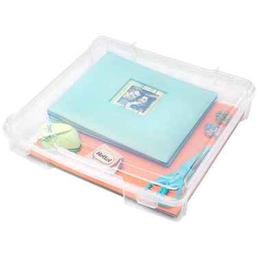 Iris Scrapbook Case, 12 x 12 - Set of 6