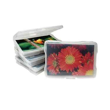 Iris Photo Case - Set of 10 4x6 Photo Boxes