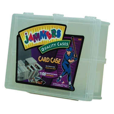 Plano Plastic Trading Card Case - Set of 6