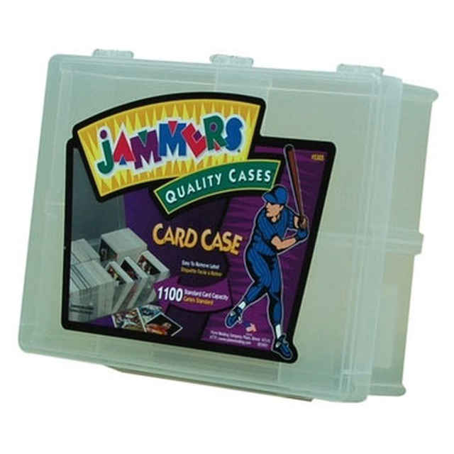 Plano Plastic Trading Card Case