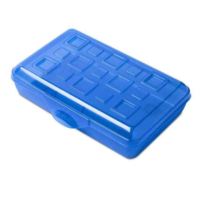 Sterilite Mini Pencil Box : Small Plastic School Boxes, Sterilite 1722