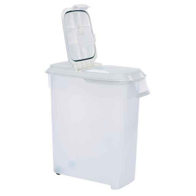 Buddeez extra large dog food containers pet food storage for Extra large dog food container