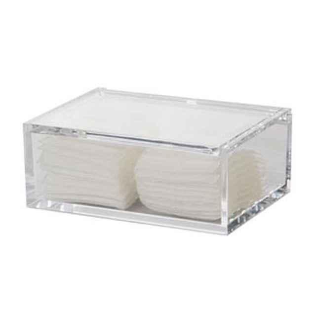 Acrylic Boxes Small : Small acrylic box set of