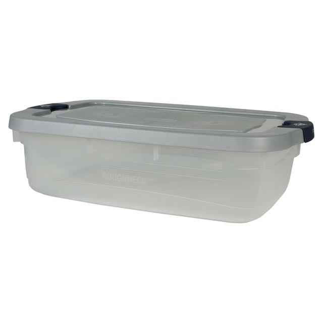 Rubbermaid Roughneck 31 Quart Tote Roughneck Storage Totes
