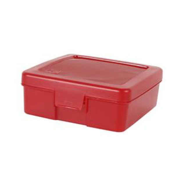 Small Red Storage Container | Small Replenish Case By Iris