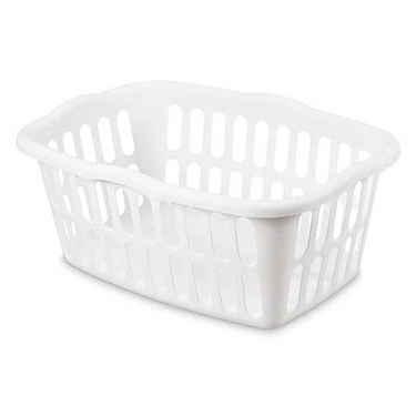 Sterilite Rectangular Laundry Basket - Pack of 12