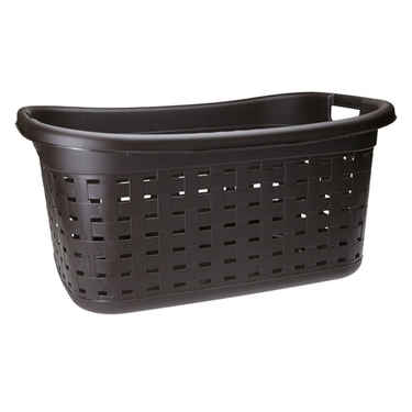 Sterilite Weave Espresso Laundry Basket - Pack of 6