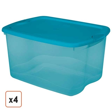 Large Plastic Storage Containers Boxes Amp Bins