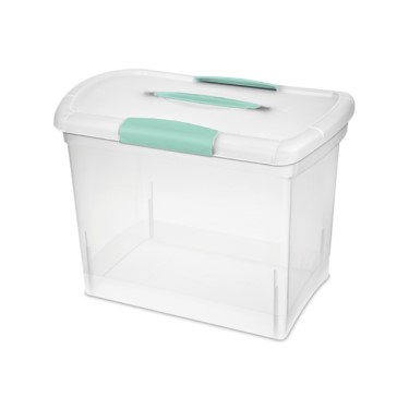 Sterilite Large Nesting ShowOffs Storage Containers - Set of 6